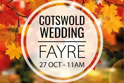 Autumn Cotswold Wedding Fayre, Glenfall House