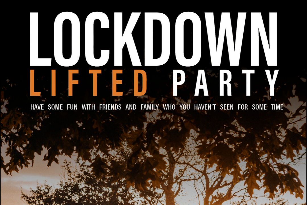 Lockdown Lifted Parties at Glenfall House